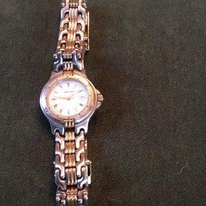 Daniel Mink water resistant watch